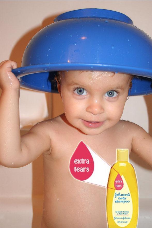 Johnson & Johnson Releases New 'Extra Tears' Baby Shampoo