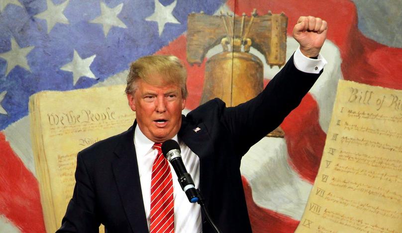 Tragic Death Ends Trump Campaign