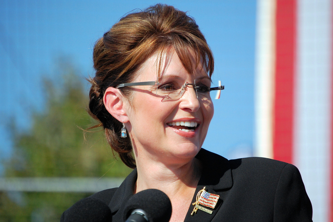 A Furious, Confused Sarah Palin Lashes Out at Black Lives Matter