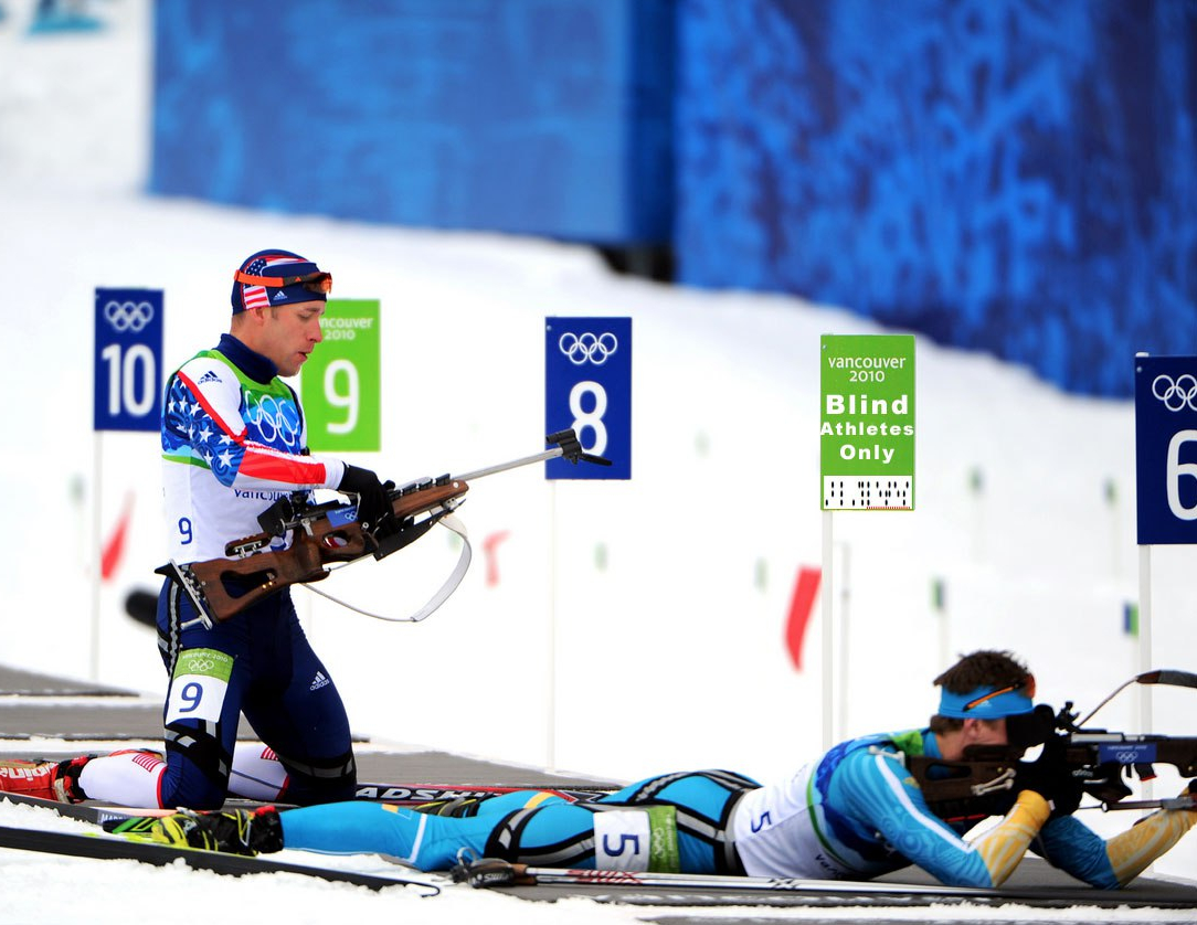 Over 7% of This Year's Winter Olympic Athletes are Blind