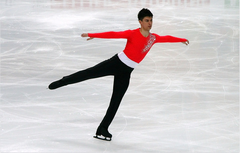 Olympic Figure Skater Disowned After Coming Out as Straight