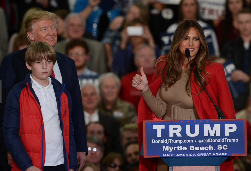 Melania Trump Had Secret Meeting With Divorce Lawyers Regarding Russian Adoptions