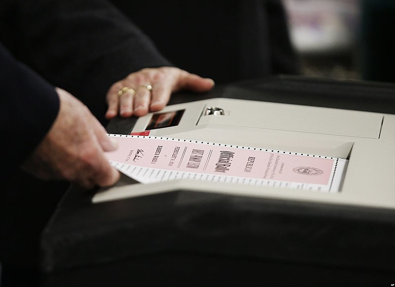 Nervous Voters Voice Concern Over Correct Ballot Answer Always Being (D)