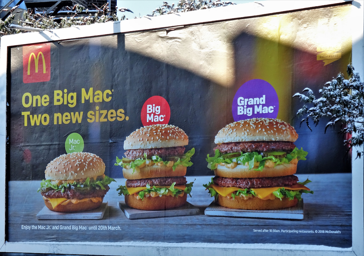 McDonald's is Giving Away Red Heart Disease Awareness T-Shirts With Purchase of Grand Big Mac Meal