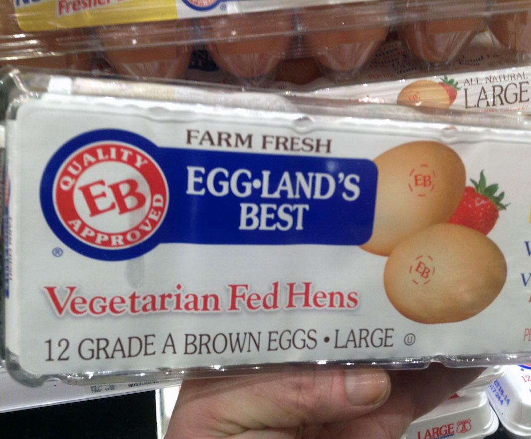 Over 100 Million Eggs Recalled on Easter Over Concerns They're Making Kids Gay