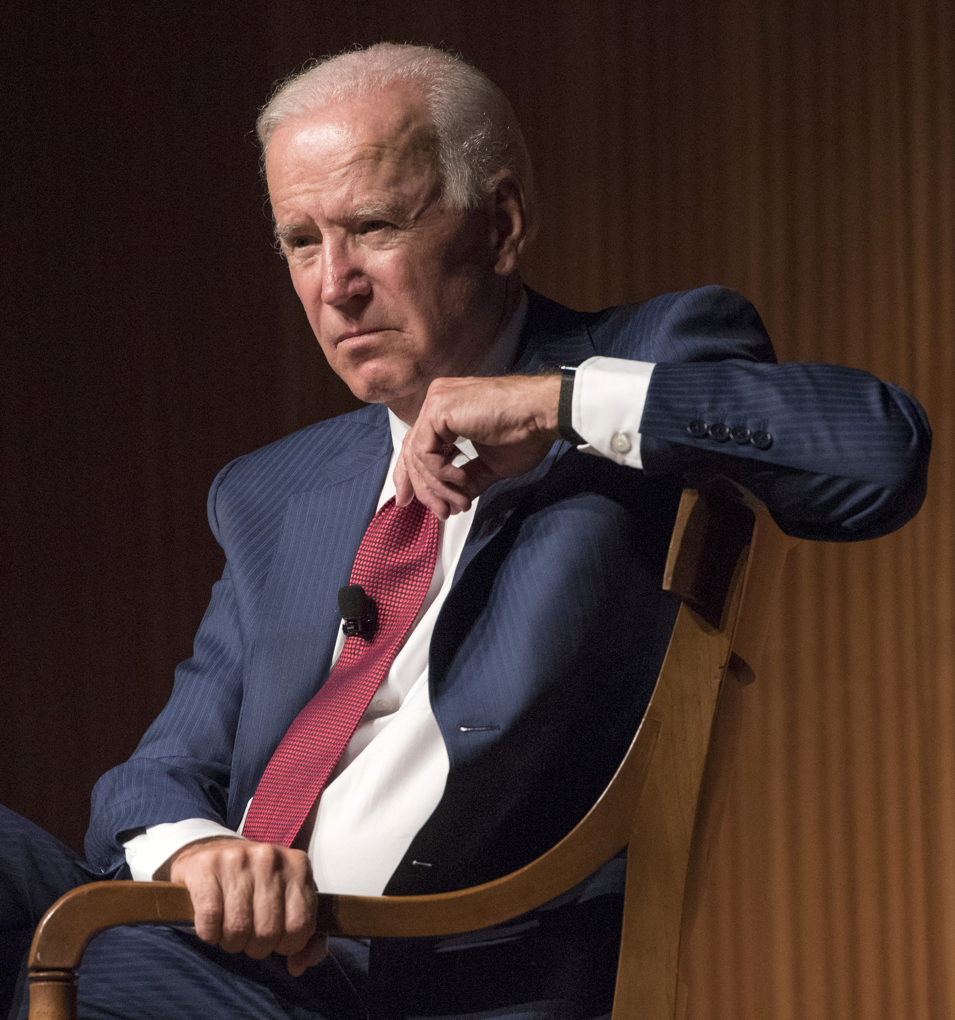 """Joe Biden Caught on Tape Saying """"Punch Her in the Taco"""""""