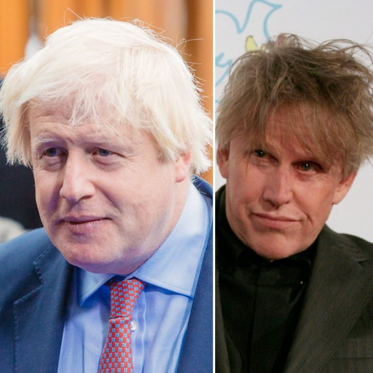 23andMe Discovers Gary Busey & Boris Johnson Are Trump's Brothers