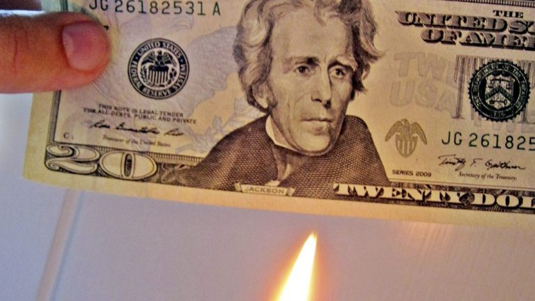 U.S. Treasury is Voiding the Value of the $20 Bill Due to Problems With New Harriet Tubman Twenty