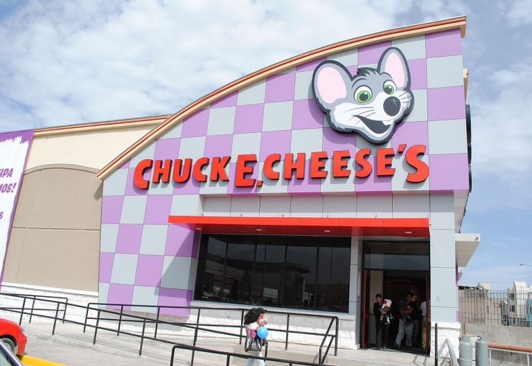 Mike Pence, Other Furries Banned From All Chuck E. Cheese's