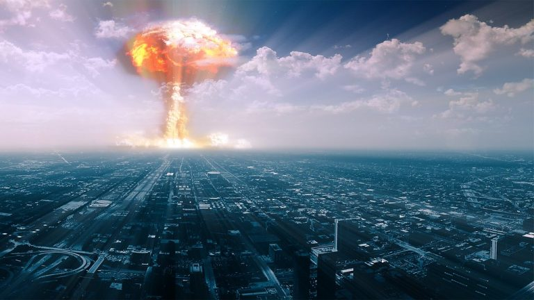 The US government is trying to decide between nuking San Francisco or outer space