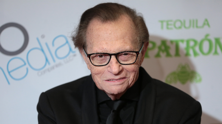 Larry King goes ahead and divorces 8th, 9th and 10th wife in one day