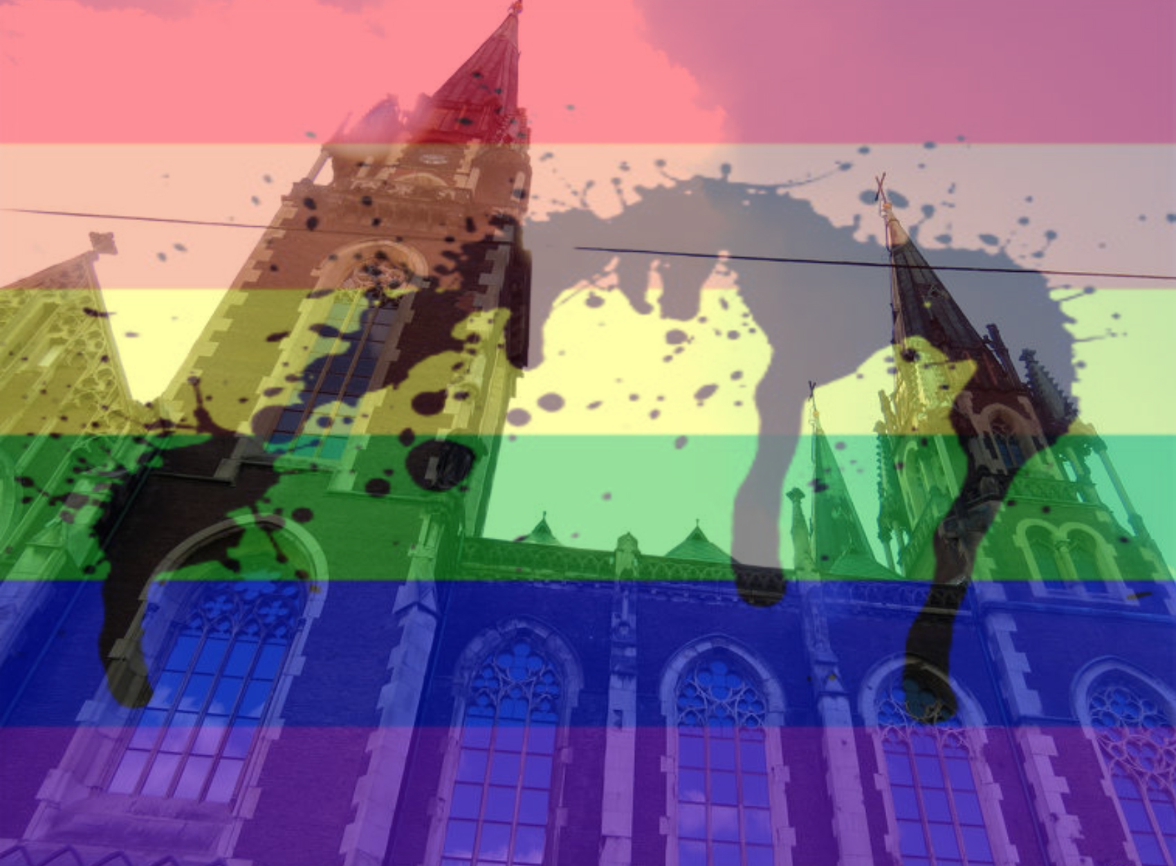 "United Methodist Church kicks out homophobic members for being ""weird little bigots"""
