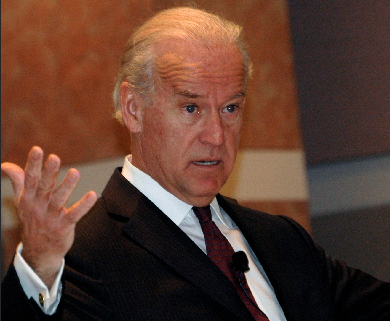 Biden Asks Am I crazy or should i be winning by a lot