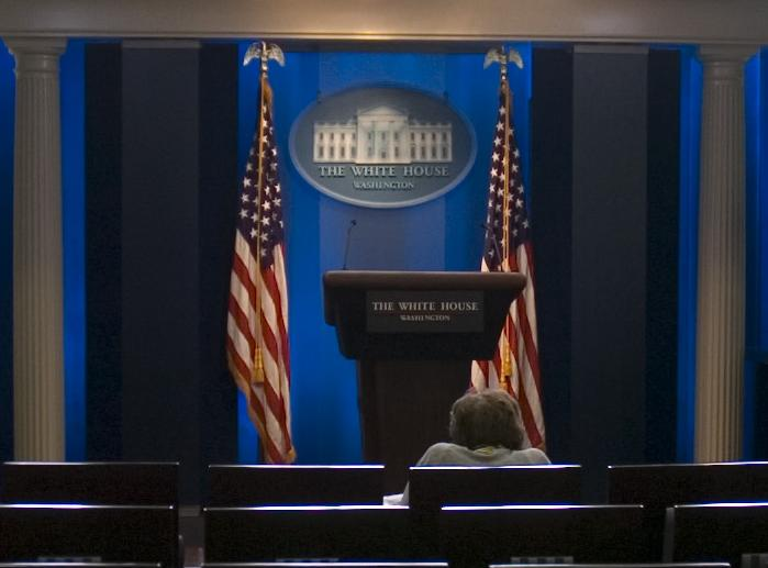 hundreds of fact checkers laid off after new press secretary fails to lie in first briefing