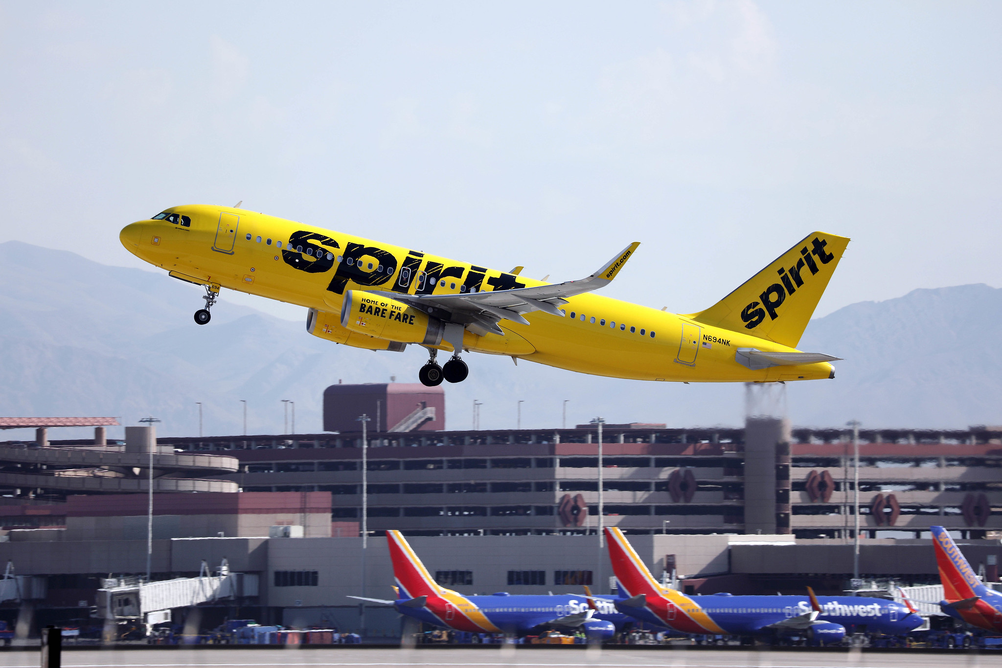 Unruly Conservatives Will Get Tased Mercilessly & Without Warning On Spirit Airlines