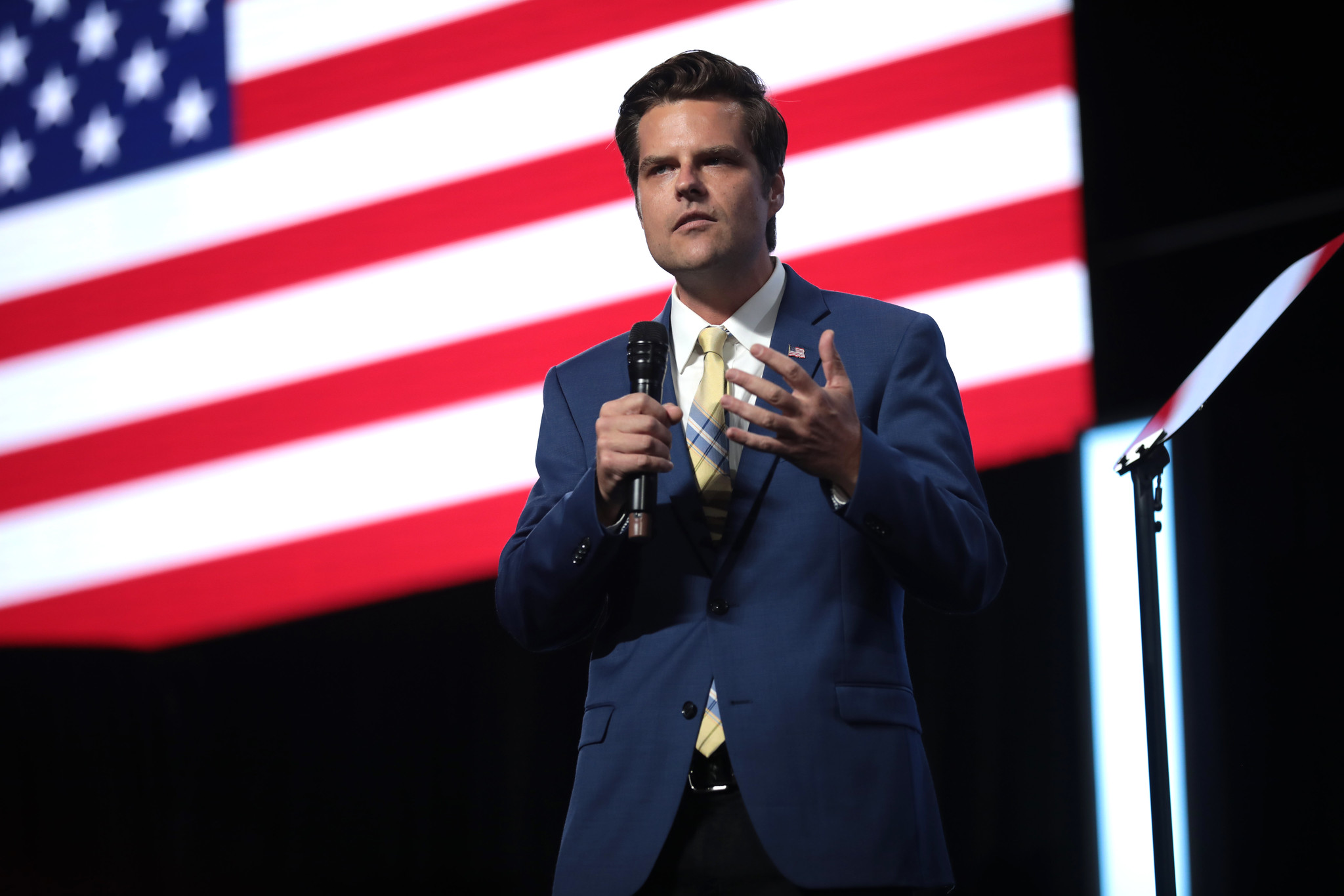 Matt Gaetz wondering if he could have used Dandelions to pay for underage sex