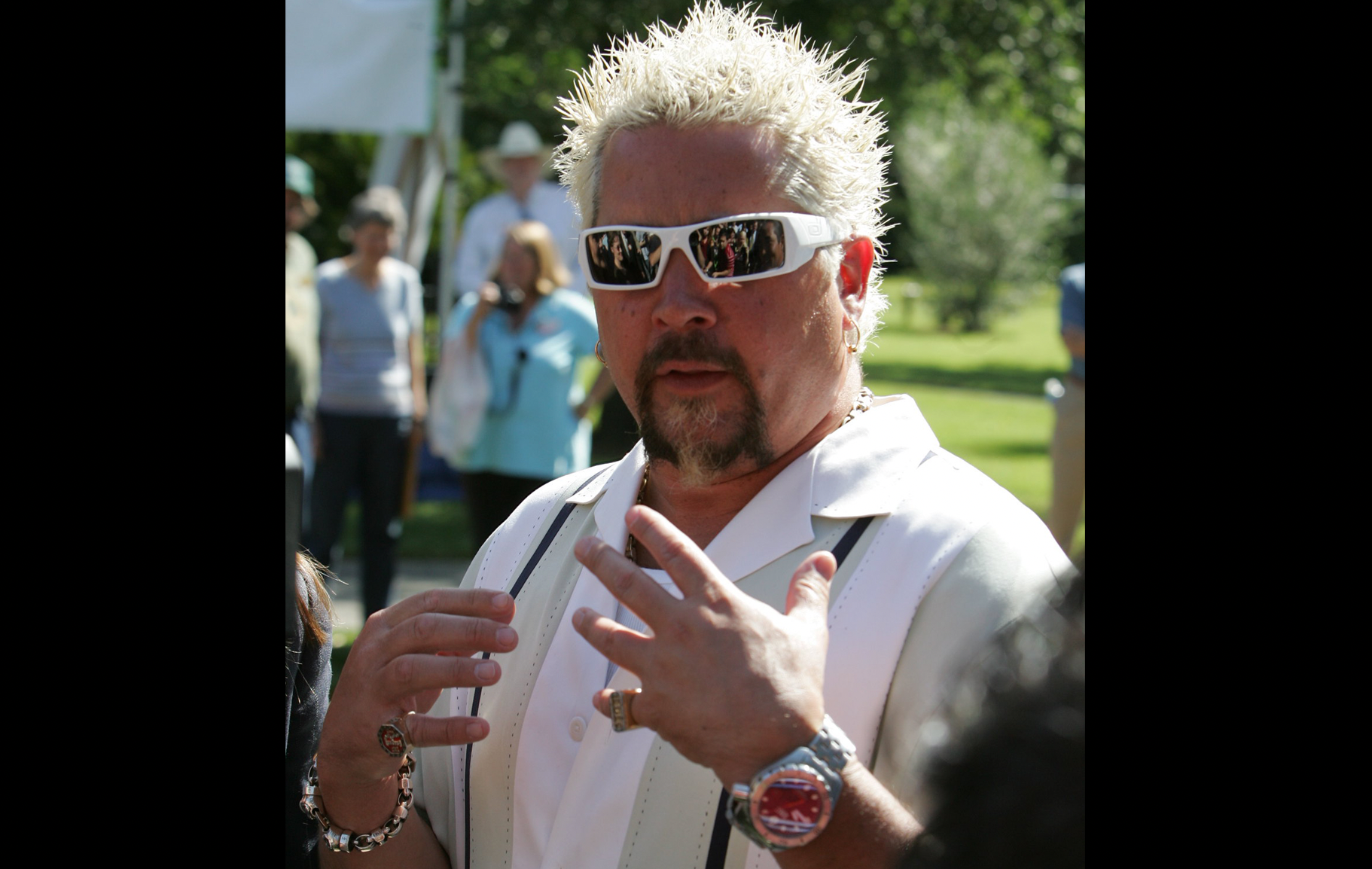 guy fieri new contract 80 million or until he dies from heart attack
