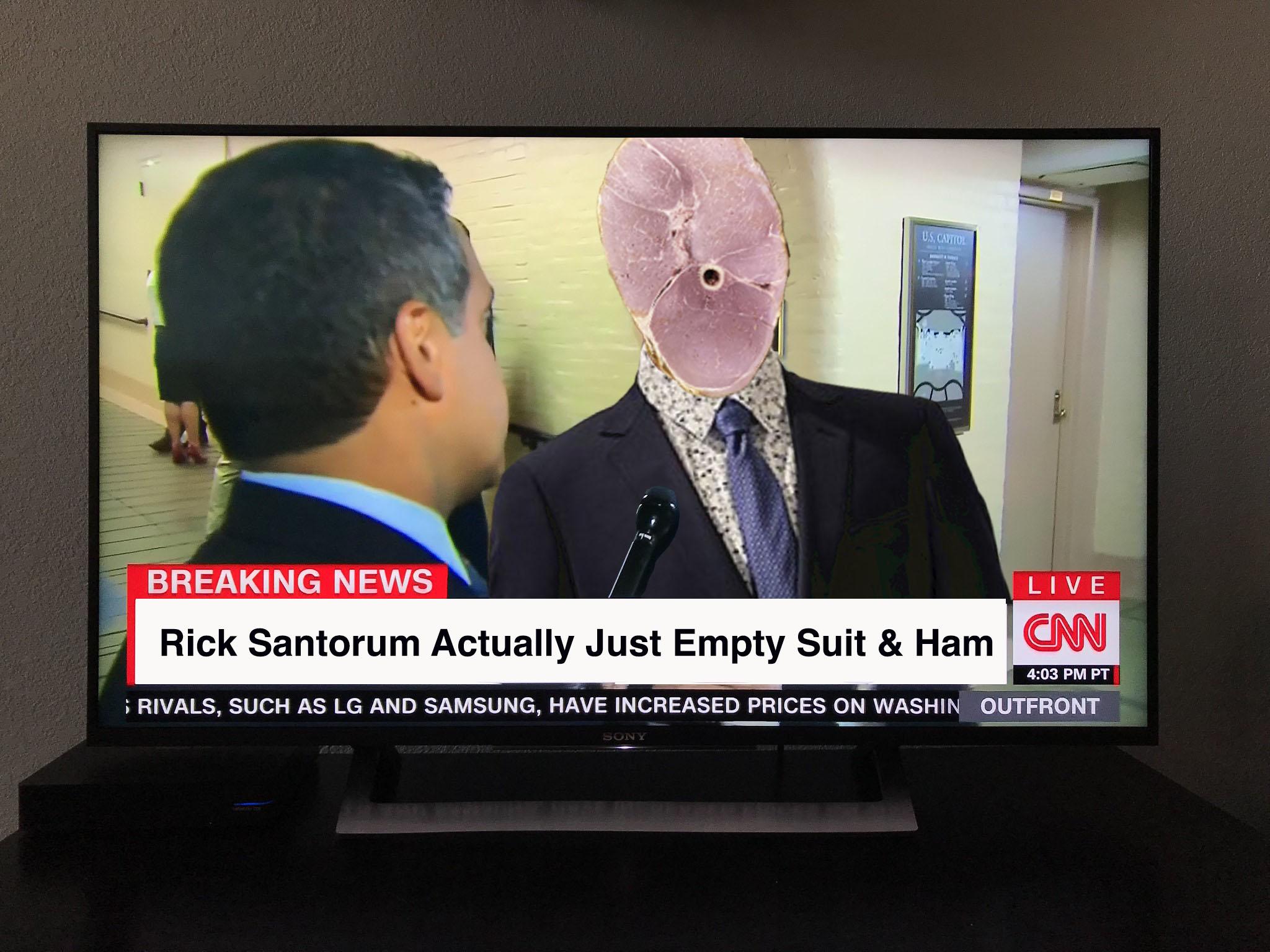 rick-santorum-just-empty-suit-and-half-baked-ham